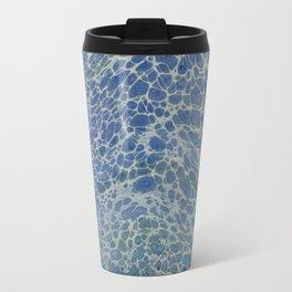 Breeze on Ocean Waves Travel Mug