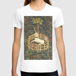 UNICORN IN CAPTIVITY T-shirt