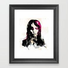 Drained Framed Art Print
