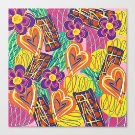 Sweetish Canvas Print