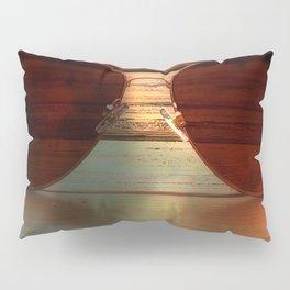 Beach Vision Pillow Sham