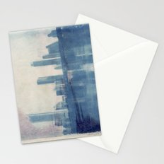 Austin Reflected Polaroid Transfer Stationery Cards