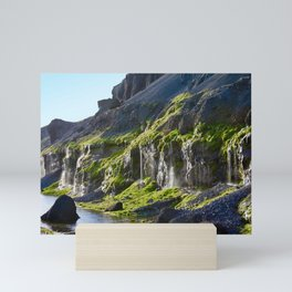 Tears of the mountain Mini Art Print