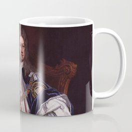 King George I portrait Coffee Mug