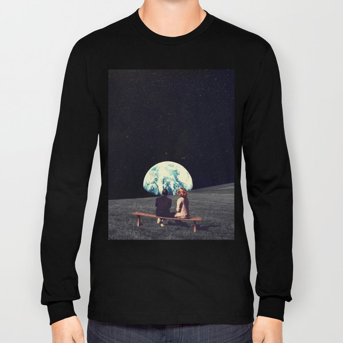 We Used To Live There Long Sleeve T-shirt
