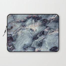 Blue Bayou Marble Laptop Sleeve