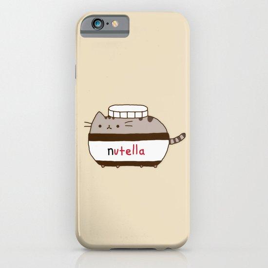 Nutella Cat iPhone & iPod Case