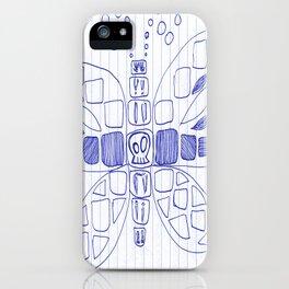 Uni-Doodle #5 iPhone Case