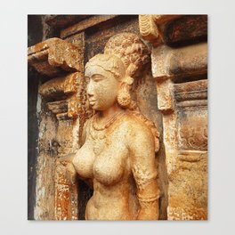 Sarangapani Temple Canvas Print