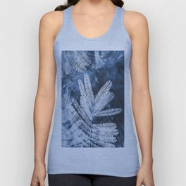Indigo Breath Unisex Tank Top