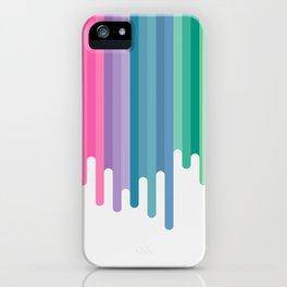 Colour Drip iPhone Case