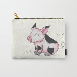 Pudgy Piglet Carry-All Pouch