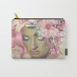 SHE WAS COMPLETELY CAPTIVATED Carry-All Pouch