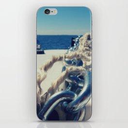 Anchored  iPhone Skin