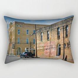 Gonzales County Rectangular Pillow