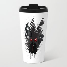 The Little Creep That Lives Under The Bed. Travel Mug