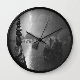 The Stones Wall Clock