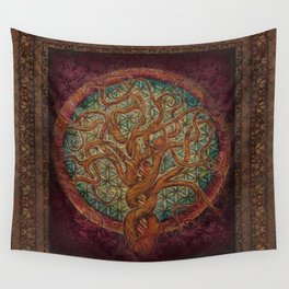 The Great Tree Wall Tapestry
