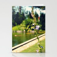 lonely Stationery Cards featuring lonely by Mojca G. Vesel