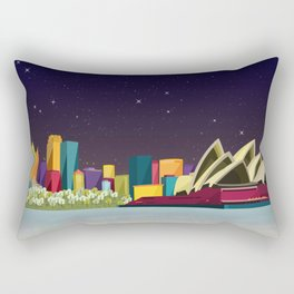 City Sydney Rectangular Pillow