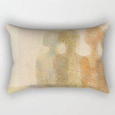 four figures Rectangular Pillow