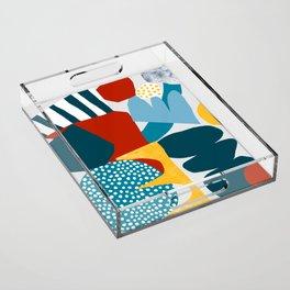 free mind Acrylic Tray