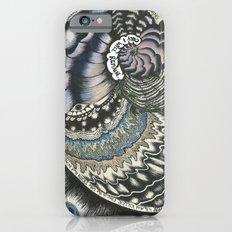 Golden Spiral (no fear) Slim Case iPhone 6s
