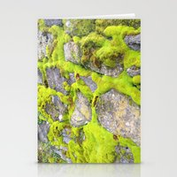 moss Stationery Cards featuring Moss by Post Haste Art