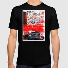 LUDWIG'S LAW Black SMALL Mens Fitted Tee