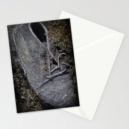 Old Boot Stationery Cards