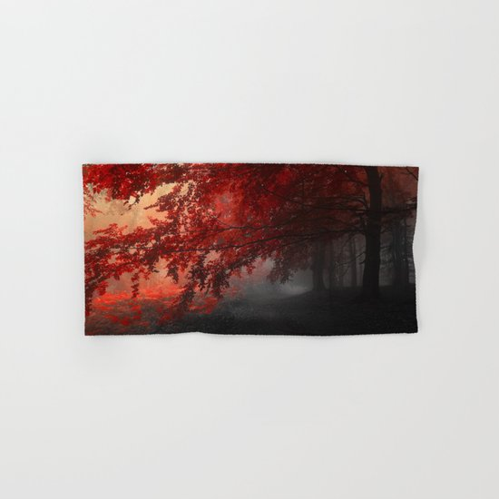 Autumn mood  Hand & Bath Towel
