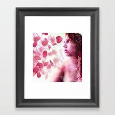 I Used To Fall In Love  Framed Art Print