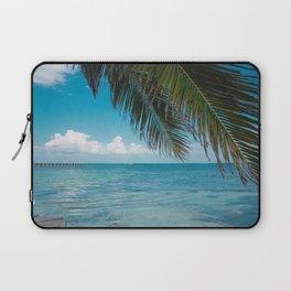 Palm Tree Life Laptop Sleeve