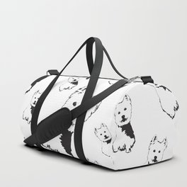WEST HIGHLAND TERRIER GIFTS Duffle Bag