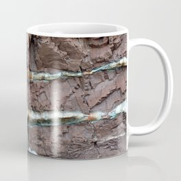Colourful Rock Abstract Coffee Mug