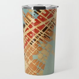 Cypher number 7 (ORIGINAL SOLD). Travel Mug