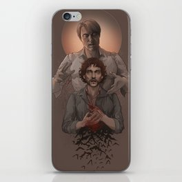 Hannibal - Halloween iPhone Skin