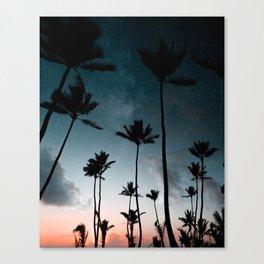 Starlit Sunrise Canvas Print
