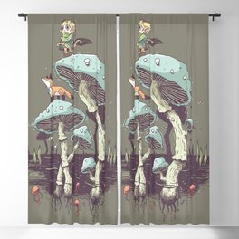 Elven Ranger Blackout Curtain