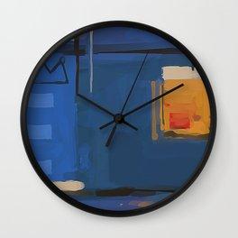 Original Whogivesashit Wall Clock