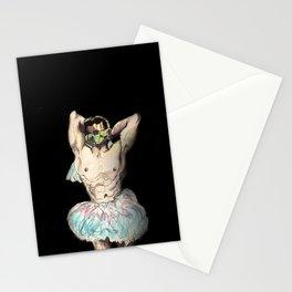 Master Chief Ballerina.  Stationery Cards