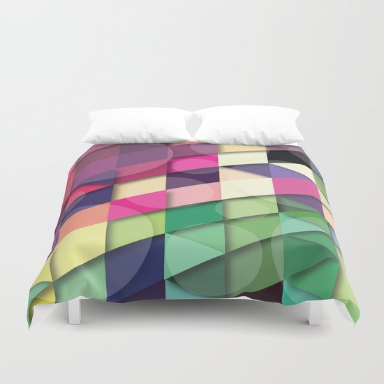 Change My Mind Duvet Cover