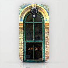 Law Office Galaxy S4 Slim Case