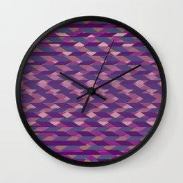 Optical pattern chaos ... Wall Clock