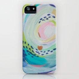 mellifluous 1 iPhone Case