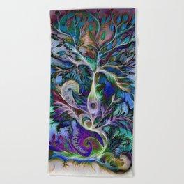 Tree of Life 2017 Beach Towel