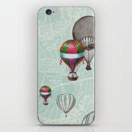 Balloon Festival iPhone Skin