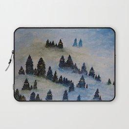 Trollen i snotackta skogen Laptop Sleeve