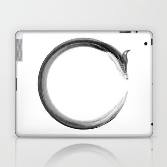 CalmFox Enso Laptop & iPad Skin