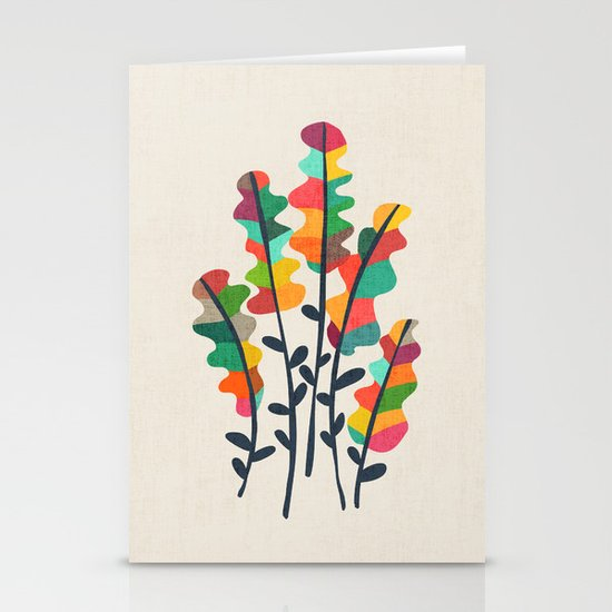 Flower from the meadow Stationery Cards